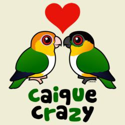 Customizable Caique Crazy