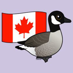 Customizable Canadian Canada Goose