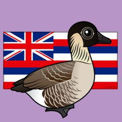 State Birdorable of Hawaii: Nene