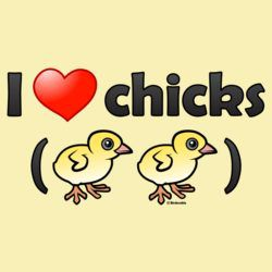 I Love Chicks (birds)