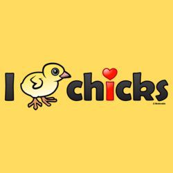 I Heart Real Chicks