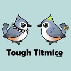 Tough Titmice