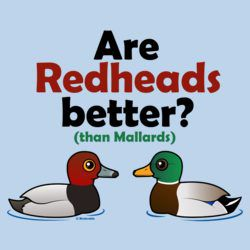 Are Redheads Better?