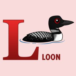 L is for Loon