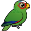 Birdorable White-fronted Parrot