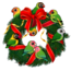 Birdorable Lovebirds Christmas Wreath