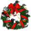 Birdorable NA Backyard Birds Christmas Wreath