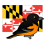 State Birdorable of Maryland: Baltimore Oriole
