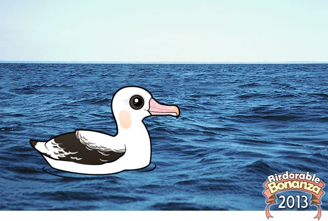 Birdorable Wandering Albatross