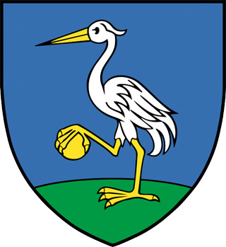 Crane coat of arms